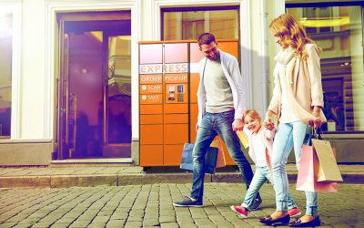 Cutting-Edge Array of Self-Serve Automation from Apex Helps Retail Build Business